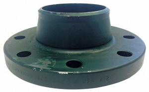 8 in. Weldneck 150# Extra Heavy Raised Face Carbon Steel Flange GRFWNFXXHB