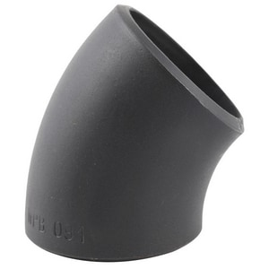 10 in. Extra Heavy Carbon Steel Weld 45 Degree Elbow GWX3R410