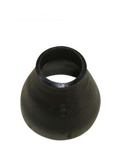 16 x 6 in. Weld Standard Concentric Carbon Steel Reducer GWCR16U