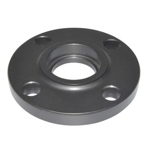 1/2 in. Socket Weld 600# Extra Heavy Carbon Steel Flat Face Flange G600FFSWFXHB