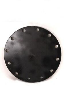 3-1/2 in. Blind 600# Carbon Steel Flat Face Flange G600FFBFN