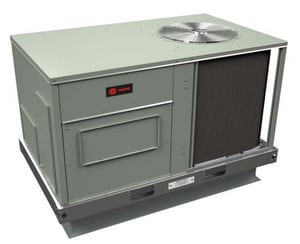 Trane Foundation™ 5 Tons 208/230V Three Phase Commercial Packaged Gas/Electric Unit TGBC060A3EMA0000