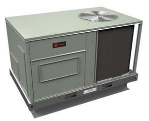 Trane Foundation™ 4 Ton 48 MBH 208/230V Three Phase Commercial Packaged Gas/Electric Unit TGBC048A3EMB0000