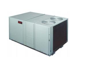Trane Precedent™ 20 Tons 230V Medium Heat Standard Efficiency Downflow Packaged Heat Pump TWSD240E3R0A1DQY