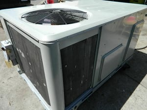 Trane Precedent™ 6 Tons 460V Standard Efficiency Convertible Packaged Gas or Electric Unit TYSC072F4RHA0K7H