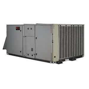 Trane 15 Tons 460V Three Phase Standard Efficiency Downflow Packaged Gas or Electric Unit TYSD180F4RLA019N