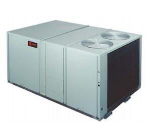 Trane Precedent™ 12.5 Tons 230V Standard Efficiency Horizontal Packaged Heat Pump TWSH150E3R0A1DQY