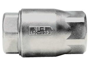 Apollo Conbraco 62-100 Series 1/2 in. Stainless Steel Threaded Check Valve A6210357