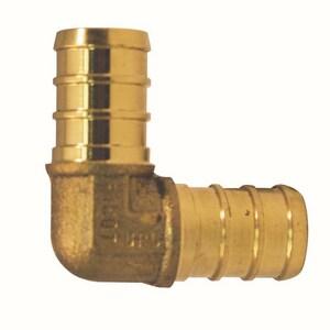 Apollo Conbraco 1/2 in. PEX Brass Crimp 90 Degree Elbow A68PXE12