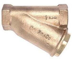 Apollo Conbraco 59 Series 1/2 x 1/2 x 1/2 in. 400# FNPT Cast Bronze Wye Strainer A59003P2