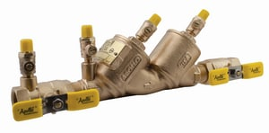 Apollo Conbraco RPDALF4A Series 8 in. Stainless Steel Grooved 175 psi Backflow Preventer A4ALF70EE3