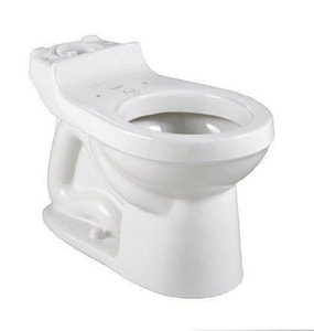 American Standard Town Square® Elongated Toilet Bowl in White A3271101020