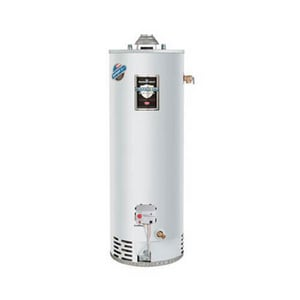Bradford White 55 gal 78 MBH Residential Natural Gas Water Heater BRG255H6N475