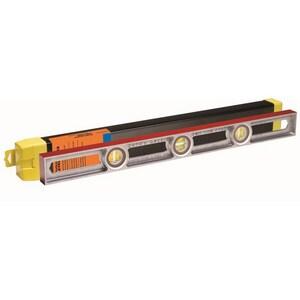 Kraft Tool Company Professional 48 in. Cast Aluminum Level with Case KSL4848C