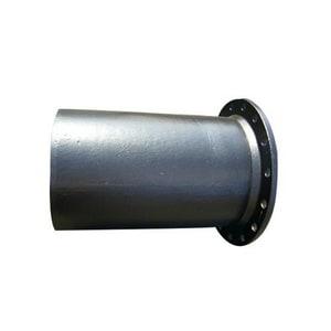 Custom Fab 18 in. x 18 ft. Flanged x Plain End P-401 Bituminous Tar Ductile Iron Spool FPPP41818