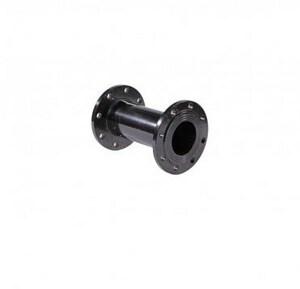 Custom Fab 4 in. x 7-1/2 ft. Flanged Protecto P-401 Bituminous Tar Ductile Iron Pipe Spool FFPP4PW6