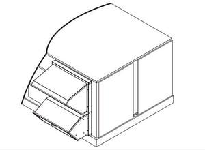 Rheem 3 - 6 Tons Analog Encon RAXRDMECM3