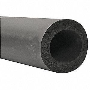 Rheem Preferred™ Series 1-3/8 x 0.375 in. x 6 ft. EPDM Pipe Insulation RAC13838