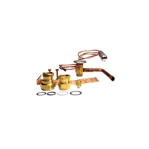 Rheem R-22 Thermostatic Expansion Valve Kit for Rheem RCFA-AU3617AC Coil RPD619062