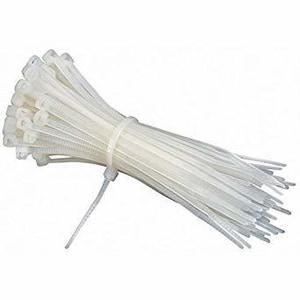 Rheem Protech™ 7-1/2 in. Nylon Screw Mount Head Wire Tie in Black R455073