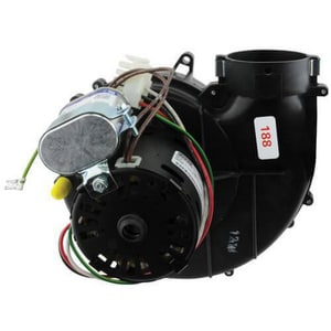 Rheem 120V 1/50 hp 0.6 Amp Inducer Blower Assembly R7010108781