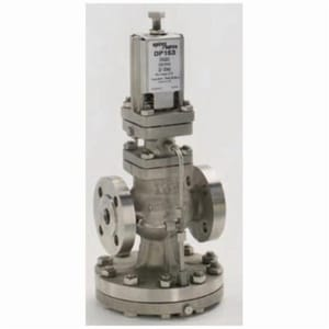 Spirax Sarco DP163 1-1/2 in. 150# 230 - 340F Stainless Steel Pressure Regulator S1075397