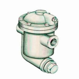 Spirax Sarco HM34 Series 1/2 in. 300F 60 psig Steam Trap S0720190