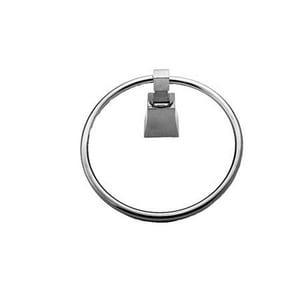 Newport Brass Colorado 6-13/16 in. Towel Ring in Satin Nickel - PVD N26-09/15S