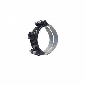 Smith Blair Inc 20 x 1 in. CC Ductile Iron Double Strap Saddle S31700216009000