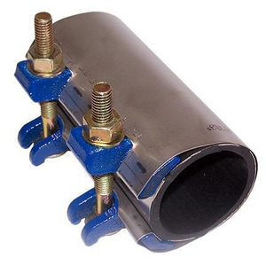 Smith Blair Inc Redi-Clamp 3 x 2 in. Fiber Core Repair Clamp 2.38 in. OD S24400023803000