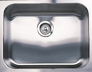 Blanco America Spex™ Plus Single Bow Undermount Sink Polished Satin B440260