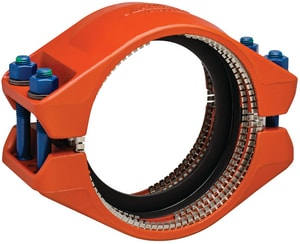 Victaulic Refuse-to-Fuse™ Style 905 2 in. Ductile Iron Coupling VL00905PE0