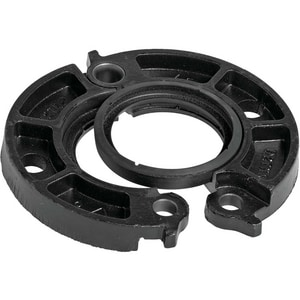 Victaulic Vic-Flange® Style 741 4 in. Grooved Painted Flange Adapter E Gasket VL040741PE0