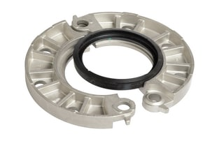 Victaulic FireLock™ Style 441 3 in. Grooved 316L Stainless Steel Flange VL0441XE0