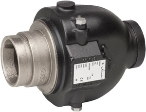 Victaulic FireLock™ Style 716H 2-1/2 in. Ductile Iron Grooved Check Valve VV716PE3