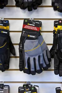 RAPTOR® M Size General Duty Mechanics Glove RAP90101 at Pollardwater