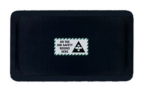 24X36X5/8 HOG HEAVEN MAT Black A4212436