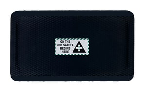 46X72X5/8 HOG HEAVEN MAT Black A4214672 at Pollardwater