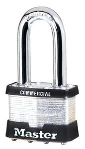 Master Lock 1-3/4 x 2-1/2 in. Laminated Steel Padlock Keyed Alike M1KALJ at Pollardwater