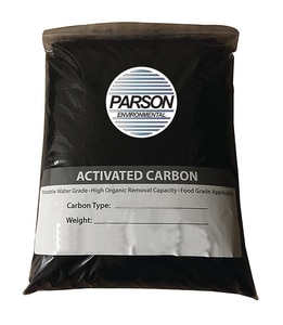 Parson Environmental Product 20 lb. Activated Carbon PACTCARBON20 at Pollardwater