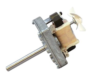 Pulsafeeder Chem-Tech™ 60Hz/115V Motor for Chem-Tech Series 100, 150 and 200 Metering Pumps PJ30503 at Pollardwater