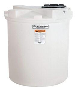 Snyder 300 gal HDLPE and Sodium Hypochlorite Bulk Storage Tank S8040000N52 at Pollardwater