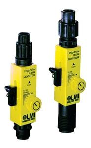 Liquid Metronics LMI PVC Adapter for Digi-Pulse™ FM-PRO, FM-ROY 4-Function Valves L49216 at Pollardwater