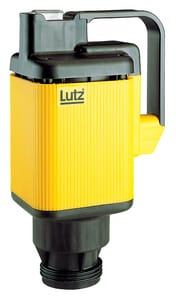 Lutz Pumps 120V 700W 93/100 hp Drum Pump Motor L0060005 at Pollardwater
