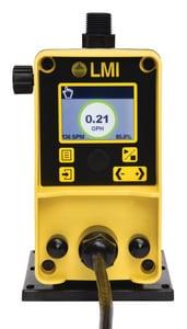 Liquid Metronics PD Series 4.8 gpd Centrifugal Pump LPD041A20HI at Pollardwater
