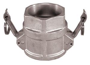 FNW® 4 in. Female Coupler x FNPT Aluminum Coupling FNWCGDALP