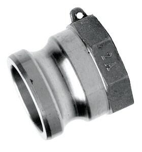 FNW® 6 in. Male x FNPT Aluminum Adapter FNWCGAALU