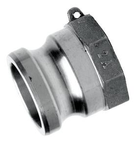 FNW® 4 in. Male x FNPT Aluminum Adapter FNWCGAALP