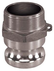 FNW® 3 in. Male x NPT Aluminum Adapter FNWCGFALM