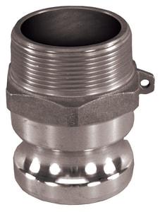 FNW® 4 in. Male x NPT Aluminum Adapter FNWCGFALP